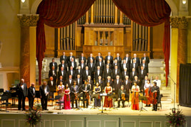 Cotswold Male Voice Choir Cheltenham Town Hall