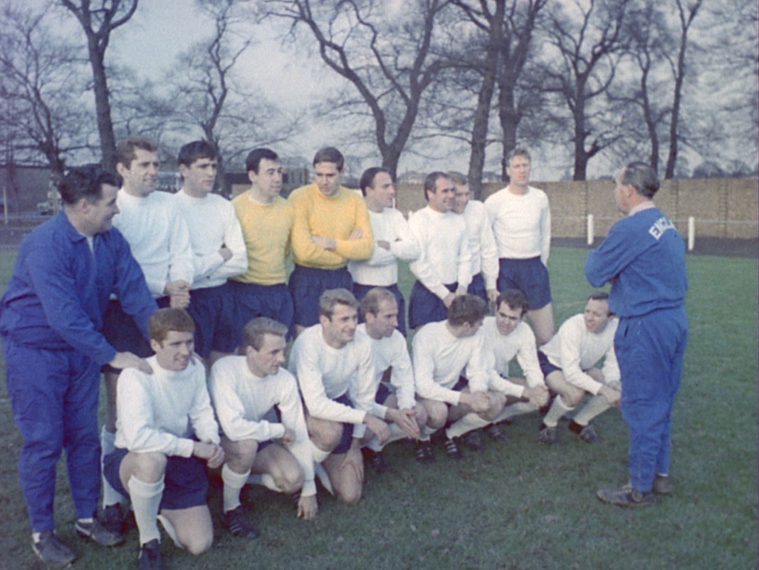 England Football Team 1966